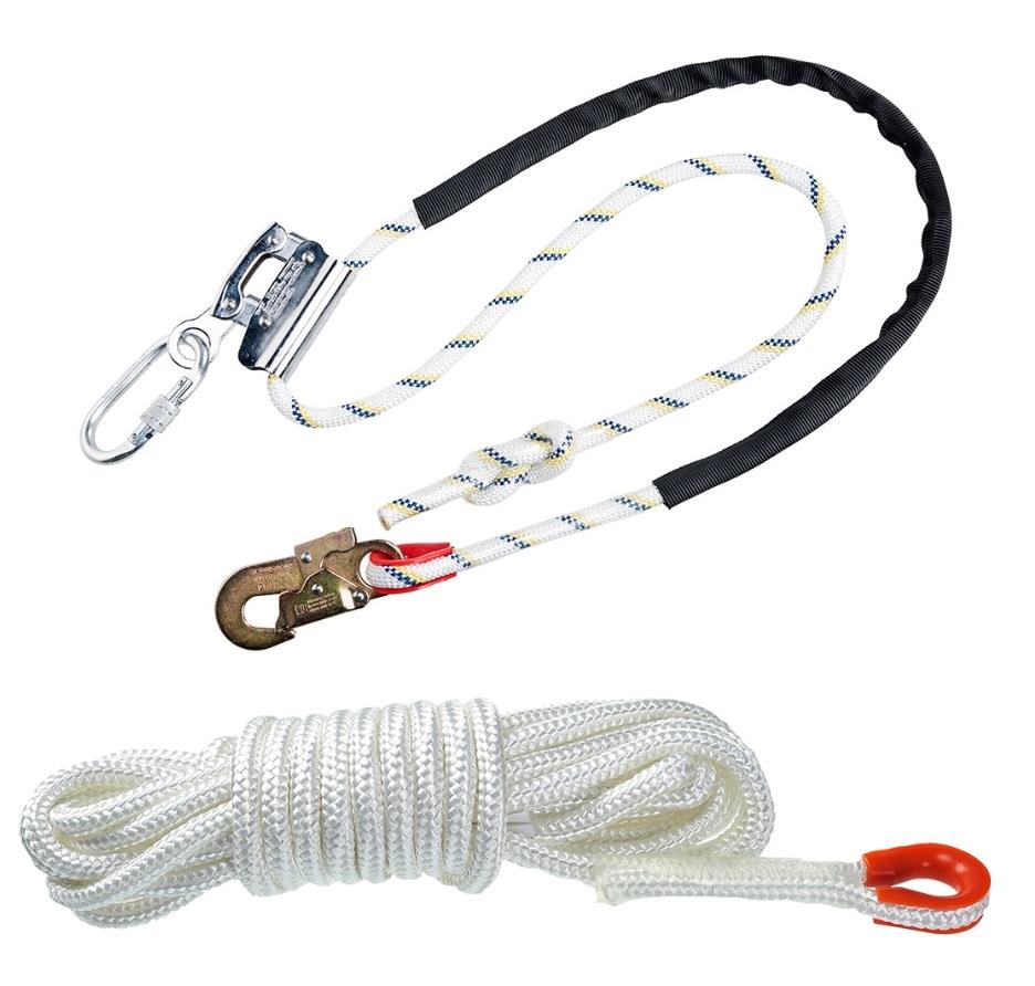 Lynai, virvės