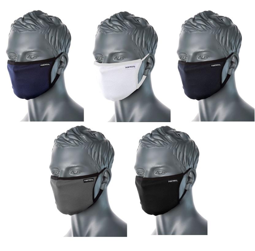 Apsauginės veido kaukės