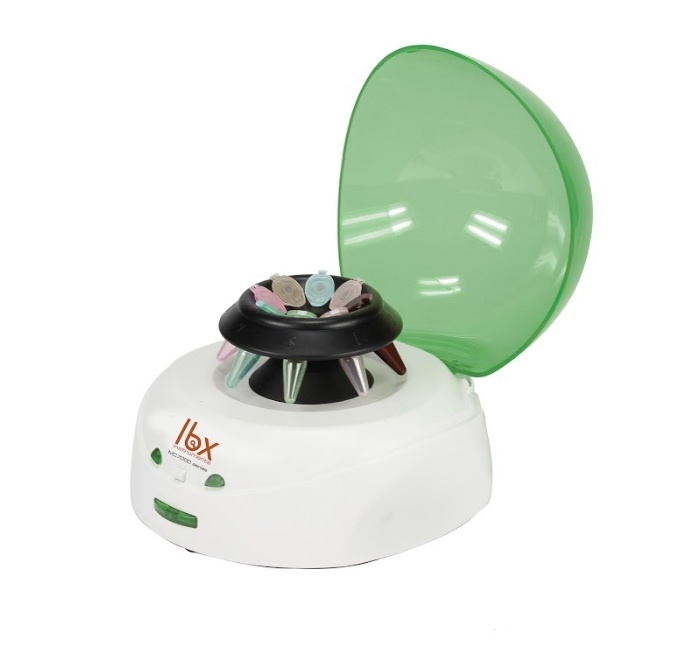 Laboratorinės mini centrifugos