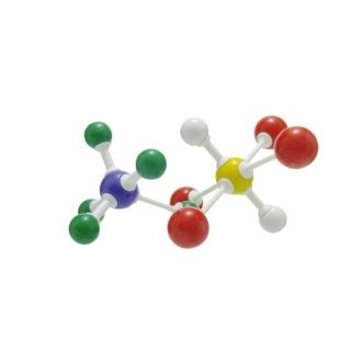 Molekulių modelių rinkiniai