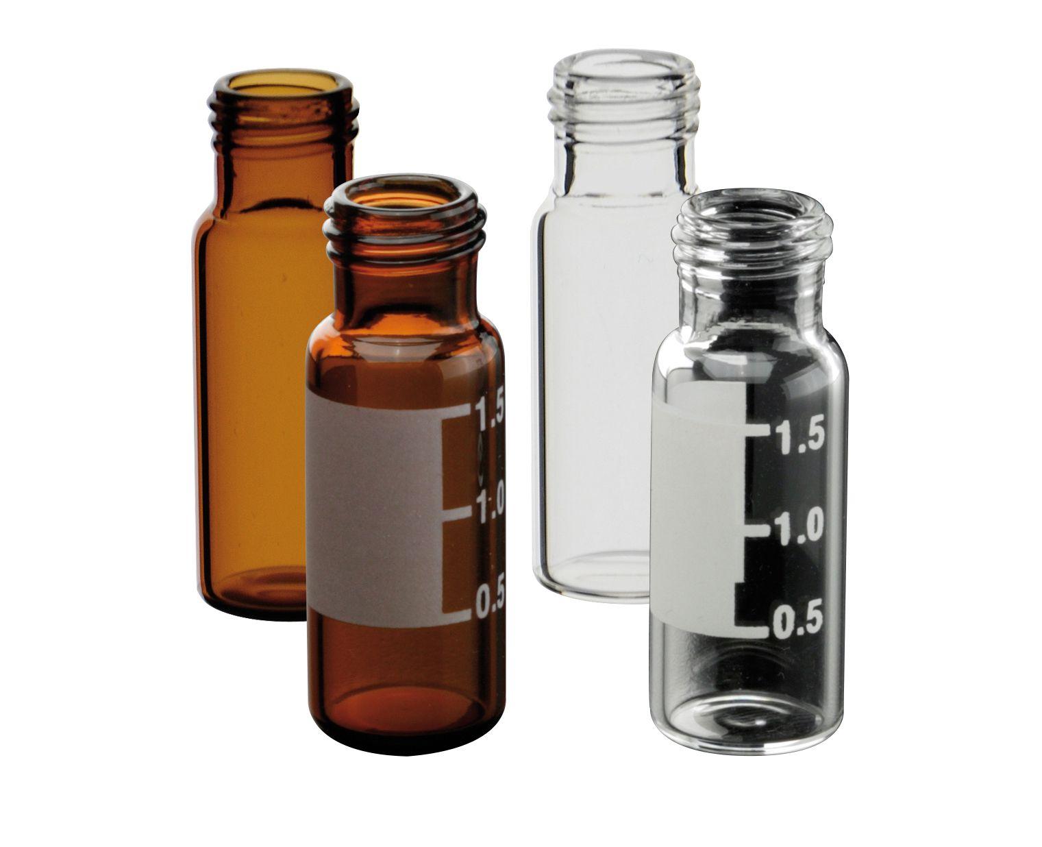 Chromatografiniai buteliukai ir priedai