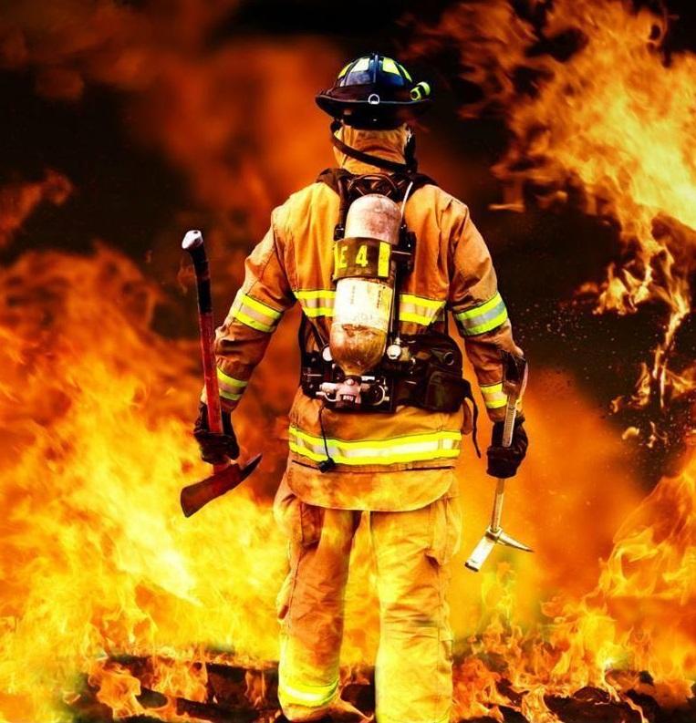 Apranga ugniagesiams