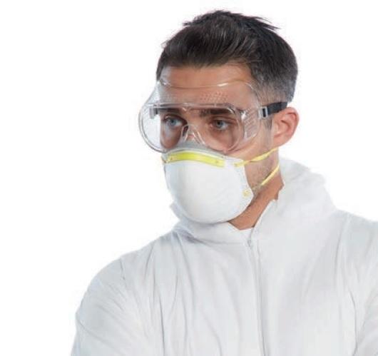 Kvėpavimo takų apsauga