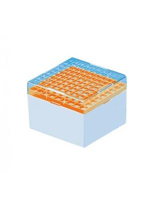 PC dėžutė cryo mėgintuvėliams (su numeracija)