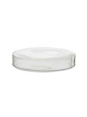 Stiklinė petri lėkštelė
