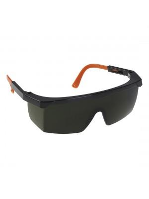 Apsauginiai akiniai suvirintojams PORTWEST PW68