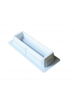 Plastikinis reagentų lovelis