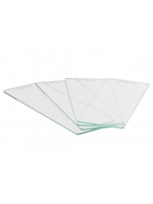 Objektiniai stikleliai (Standard Line)