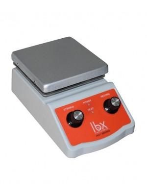 Magnetinė mini maišyklė su kaitinimu LBX H01, 2 L
