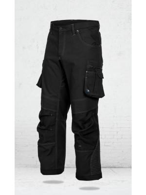 SARA BOSS (05-021) - Išskirtinio dizaino kelnės