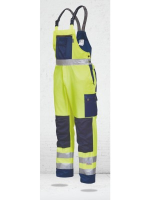SARA DROGOWIEC (10-320) - Gero matomumo darbo puskombinezonis