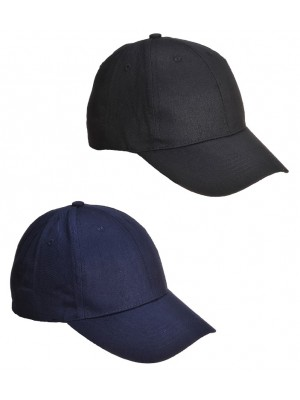 Šešiabriaunė beisbolo kepurė PORTWEST B010