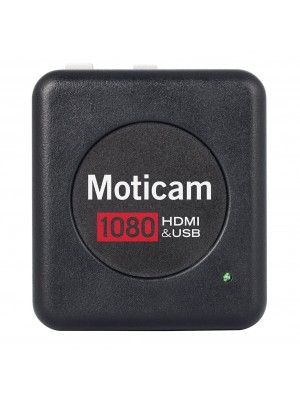 MOTICAM 1080 FullHD camera and MOTICAM 1080 BMH with LCD 11'' display
