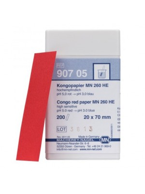 Kalio jodido krakmolinis popierius MN 260 HE (didelio jautrumo)