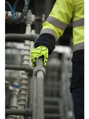Poveikiui atsparios apsauginės pirštinės (su pamušalu) PORTWEST A725