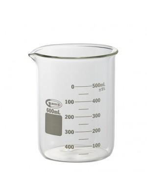 Cheminė stiklinė, storomis sienelėmis