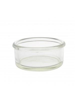 Kristalizacijos lėkštelė (storo stiklo)