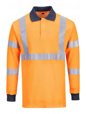 Liepsnai atsparūs RIS Polo marškiniai PORTWEST FR76