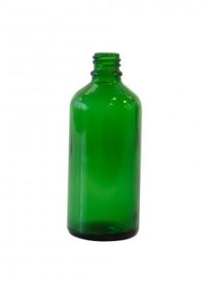 Žalio stiklo buteliukas, DIN-18