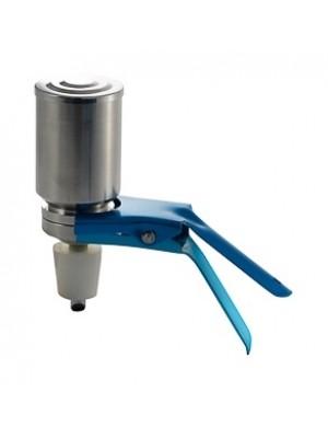 Nerūdijančio plieno filtro laikiklis, 47 mm diskiniams filtrams