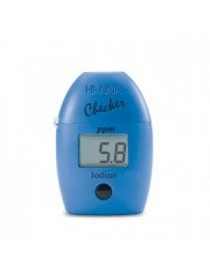 Kolorimetras jodo kiekiui nustatyti HI718 Iodine Checker® HC