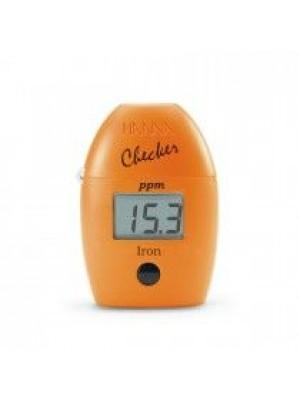 Kolorimetras geležies kiekiui nustatyti HI721 Iron Checker® HC