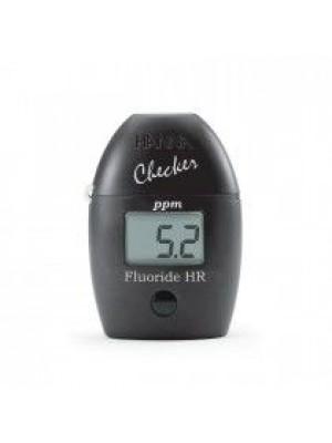 Kolorimetras fluorido kiekiui nustatyti HI739 Fluoride High Range Checker® HC