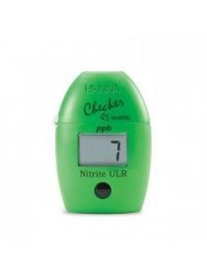 Kolorimetras jūriniams nitratams nustatyti HI764 Marine Nitrite Ultra Low Range Checker® HC