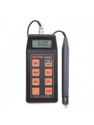 Nešiojamas termohidrometras HI9564