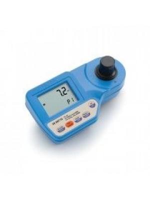 Nešiojamas fotometras laisvam ir bendram chloro kiekiui nustatyti HI96711
