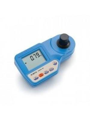 Nešiojamas fotometras amoniako kiekio nustatymui HI96715