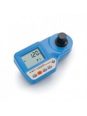 Nešiojamas fotometras chloro kiekiui nustatyti HI96771