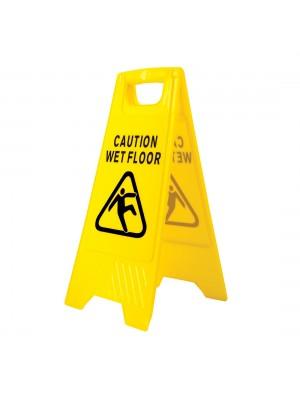 Šlapių grindų įspėjamasis ženklas PORTWEST HV20