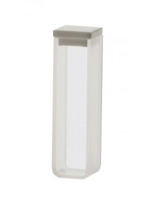 Spektrofotometrinės kiuvetės, kvarcinio stiklo