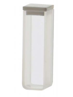 Fluorimetrinės kiuvetės su PTFE dangteliu