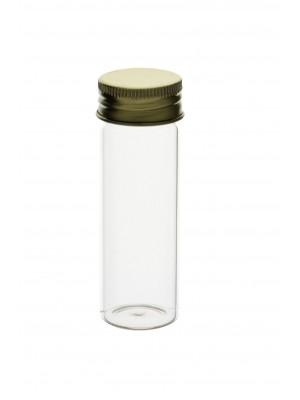 McCartney stiklinis buteliukas su aliumininiu dangteliu