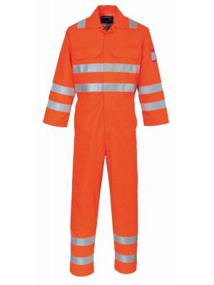 Modaflame RIS oranžinės spalvos kombinezonas PORTWEST  MV91