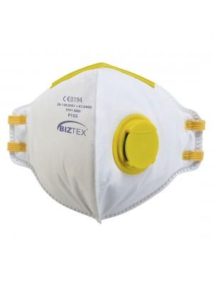 FFP1 Dolomite išskleidžiamas sulankstomas respiratorius PORTWEST P153