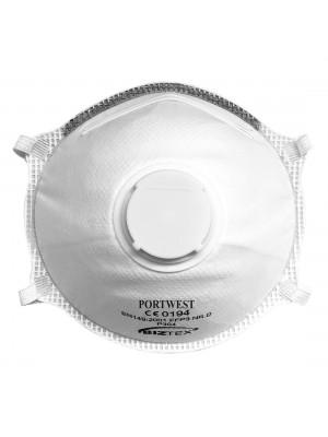FFP3 Dolomite respiratorius su vožtuvu PORTWEST P304