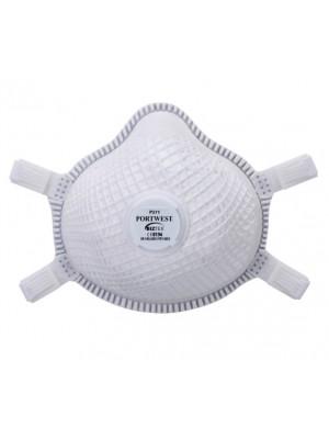 ERGONET FFP3 Dolomite respiratorius su vožtuvu PORTWEST P371