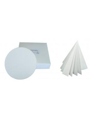 Kokybinis filtrinis popierius, vidutinės filtracijos, mažo peleningumo