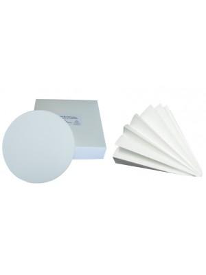 Kokybinis filtrinis popierius, labai greitos filtracijos, mažo peleningumo