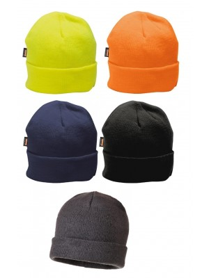Megzta kepurė su Insulatex pamušalu PORTWEST B013