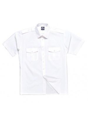 Pilot marškiniai, trumpomis rankovėmis PORTWEST S101