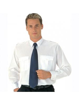 Pilot marškiniai, ilgomis rankovėmis PORTWEST S102