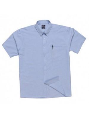 Oxford marškiniai, trumpomis rankovėmis PORTWEST S108