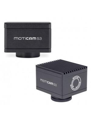 Skaitmeninė kamera su USB jungtimi, MOTICAM S