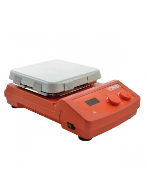 Skaitmeninė magnetinė maišyklė su kaitinimu LBX H20SQC, 10 L
