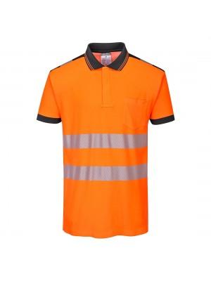 PW2 Gero matomumo Polo marškinėliai S/S PORTWEST T180
