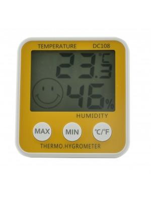 Skaitmeninis vidaus termometras, DC108